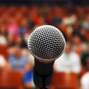 Micro d'orateur
